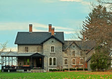 Casa do lago Imagem de Stock