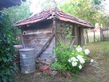 Casa do leite Foto de Stock Royalty Free