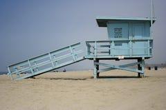 casa do lifeguard Fotos de Stock