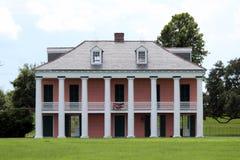 Casa do malus-Beauregard no campo de batalha de Chalmette Fotos de Stock Royalty Free