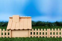 Casa do manequim Imagem de Stock