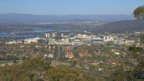 Casa do memorial e do parlamento de guerra de Canberra Imagem de Stock