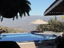Casa do mexicano do paraíso Fotos de Stock