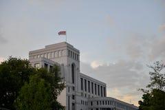Casa do Ministério dos Negócios Estrangeiros, Armênia imagens de stock royalty free