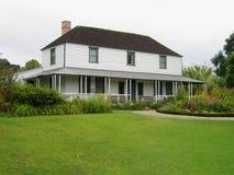 Casa do missionário Fotos de Stock Royalty Free