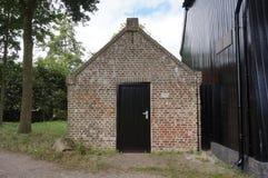 Casa do moinho de água Imagem de Stock