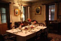 Casa do monte do Rouse - sala de jantar Foto de Stock