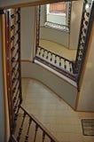 A casa do museu pode fonte Catalonia imagens de stock