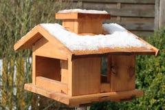 Casa do pássaro Imagens de Stock Royalty Free