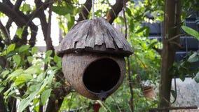 Casa do pássaro Foto de Stock Royalty Free