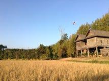 Casa do país Imagem de Stock