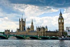Casa do parlamento Imagem de Stock