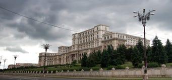 Casa do parlamento Fotos de Stock Royalty Free
