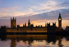 Casa do parlamento fotografia de stock