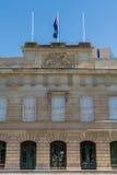 Casa do parlamento de Tasmânia em Hobart, Austrália foto de stock