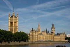 Casa do parlamento, Londres Imagens de Stock Royalty Free