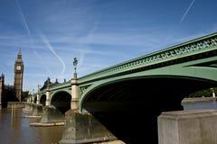 Casa do parlamento, Londres Fotografia de Stock Royalty Free