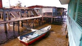 Casa do pescador Fotos de Stock