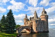 Casa do poder do castelo de Boldt, Estados de Nova Iorque, EUA Imagens de Stock Royalty Free
