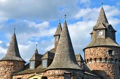 Casa do poder do castelo de Boldt, Estados de Nova Iorque, EUA Fotografia de Stock Royalty Free