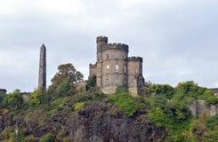 Casa do ` político s do monumento e do regulador do ` dos mártir, monte de Calton, E Fotografia de Stock Royalty Free