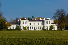 Casa do presidente dublin ireland fotos de stock royalty free