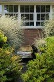 Casa do rio Imagem de Stock Royalty Free