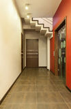 Casa do rubi - corredor Imagens de Stock