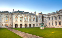Casa do Senado (1722-1730) usado principalmente para as cerimônias do grau da universidade de Cambridge Foto de Stock