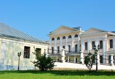 Casa do solar do século XVIII fotos de stock