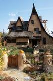 Casa do Storybook imagem de stock