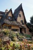 Casa do Storybook foto de stock royalty free