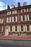 Casa do tijolo Fotografia de Stock Royalty Free