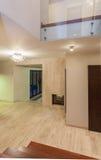 Casa do travertino - corredor Imagem de Stock Royalty Free