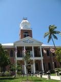 Casa do tribunal de comarca de Monroe, Key West Foto de Stock Royalty Free
