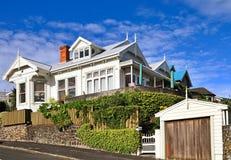 Casa do Victorian Imagem de Stock Royalty Free