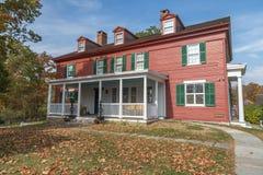 Casa do Weir Fotografia de Stock