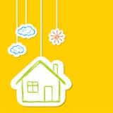 Casa doce home Imagens de Stock