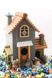 Casa dolce Fotografie Stock