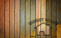 Casa dolce Immagini Stock Libere da Diritti