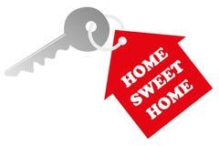 Casa dolce domestica Immagine Stock Libera da Diritti