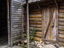 Casa dos imigrantes Imagem de Stock