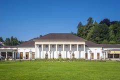 Casa e casinò della stazione termale in Baden-Baden Fotografie Stock