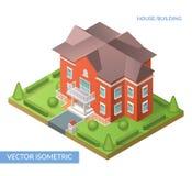 Casa e construção Fotografia de Stock Royalty Free