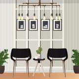 Casa e decoração Imagem de Stock Royalty Free