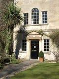 Casa e jardim Imagem de Stock
