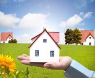 Casa e natureza fotos de stock royalty free