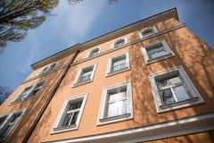 Casa, edifici per uffici in Germania Immagini Stock