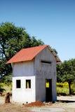 Casa, edificio, makeni Imágenes de archivo libres de regalías