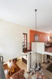 Casa elegante - HOME do dois-andar Fotos de Stock
